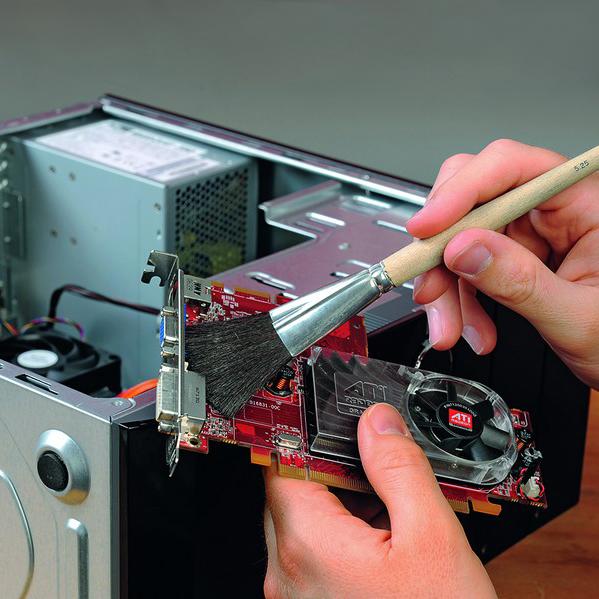 Починить компьютер домашних условиях